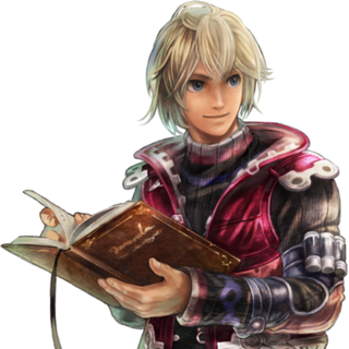 Official art of Shulk