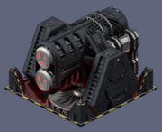 Lazer Turret