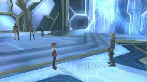 Xenosaga III HD Cutscene 310 - Crystal Room (Underground Ruins) - ENGLISH - REGULAR MODE