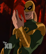 Daniel Rand (Earth-TRN123) from Ultimate Spider-Man (Animated Series) Season 3 4 002