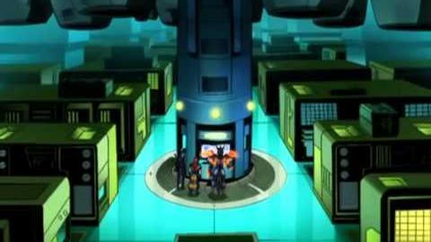 Teenage Mutant Ninja Turtles- S07-E11~ City Under Siege
