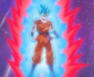Super Saiyan Kaio Ken Blue