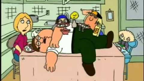 Family Guy Unaired Pilot Episode 1 Season 1
