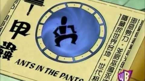 Shen Gong Wu - Ants in the Pants