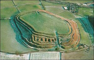 Hill-fort at Old Oswestry