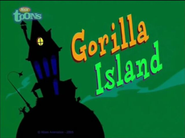 File:Xilam - Space Goofs - Gorilla Island - Episode Title Card.jpg