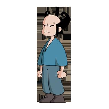 File:Xilam - Shuriken School - Tetsuo Matsura - Character Profile Picture.png