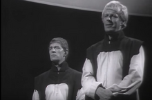The trio of Time Lords who were somehow able to force the 2nd Doctor to regenerate