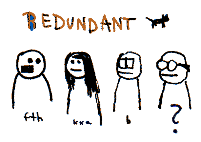 Redundant-team