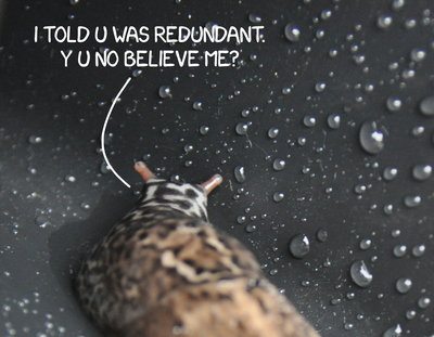 Redundant-maximus