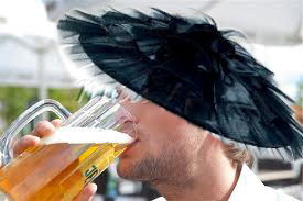 File:Man drinking ale with hat.jpg