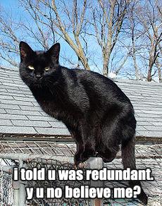 Redundant118