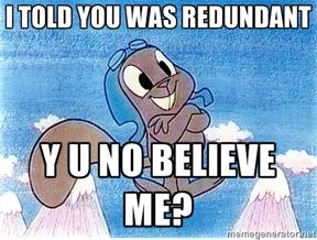 Redundarocky