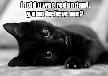 Redundant66