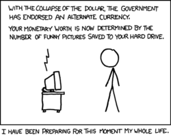 Alternate currency