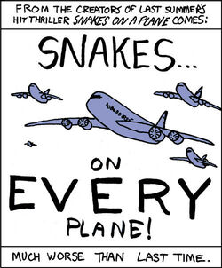 Snakes on a plane 2