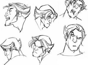 DrawingLogan- Face I