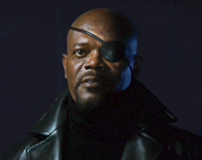 Iron Man- Nick Fury