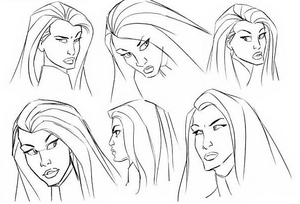 DrawStorm- Face I