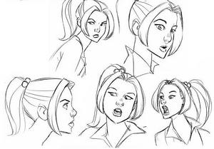DrawKitty- Face II