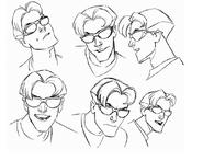 DrawScott- Face III