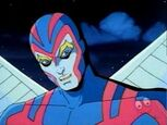 X-Men animated serie .Angel