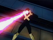 Hex Factor 37 Cyclops loses control