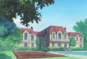 X-Manstion-Tenis Court