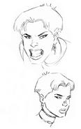DrawWanda- Faces