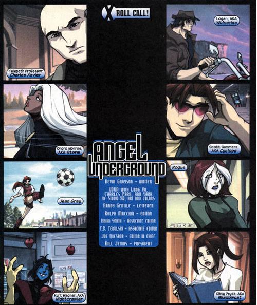 Comic 8 - Page 1