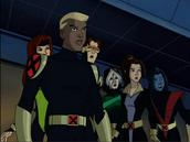 Hex Factor 35 X-Men group