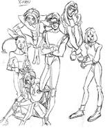 Drawing- Group IIII