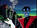 X-Men Animated serie .Nightcrawler