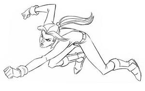 DrawKitty- run
