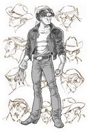 Steven E Gordon - Wolverine