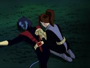 Rogue Recruit- Nightcrawler and Shadowcat