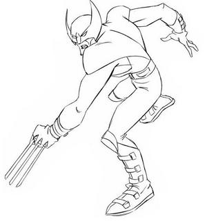 DrawingLogan-angry I