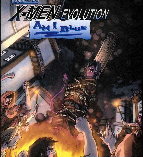 Comic 4 - Page 1