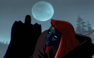 Shadowed Past - mystigue mad at magneto