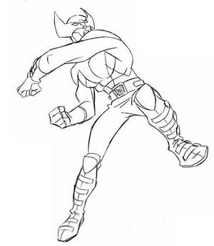 DrawingLogan-angry III