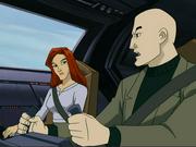 X Impulse- Jean Grey and Xavier