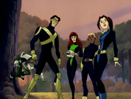 Middleverse- X-Men n Toad