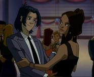 Shadow Dance - Kurt and Amanda dancing