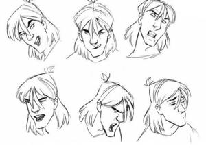 DrawnLance- Face I