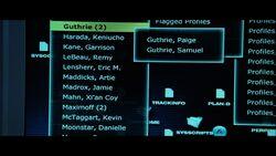 X2 (film) - William Stryker (Earth-10005)'s List 1-1-