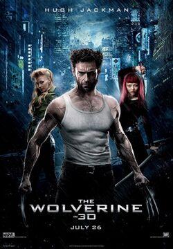 The Wolverine posterUS-1-
