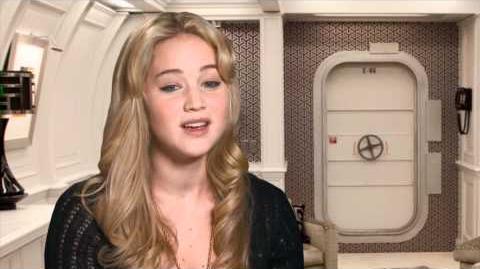 Jennifer Lawrence 'X-Men First Class' Interview
