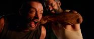 Logan stabs X-24