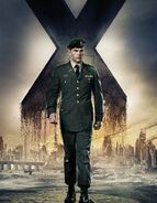 Major William Stryker (Days of Future Past)