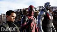 Deadpool NTW Colossus Empire